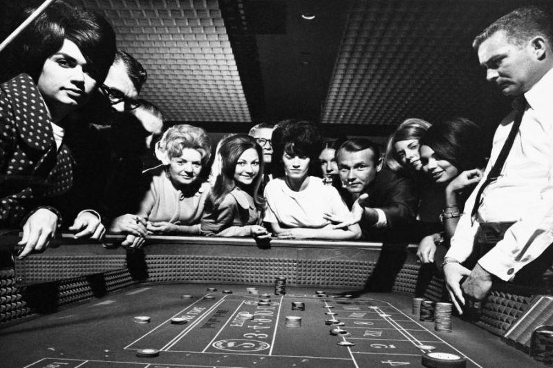 Craps Old Casino