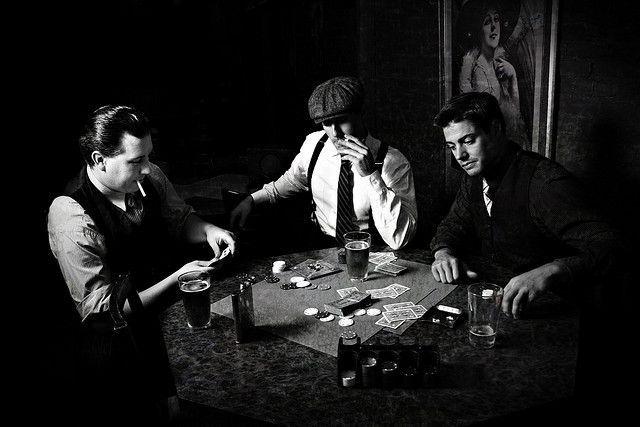 Poker Old Game