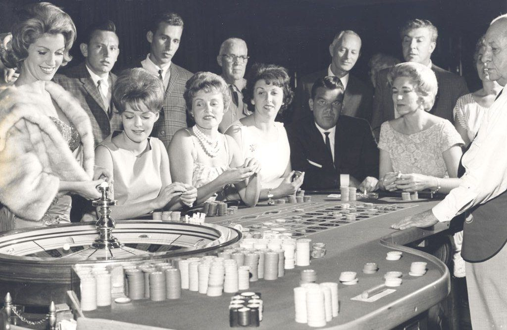 Roulette Old Game